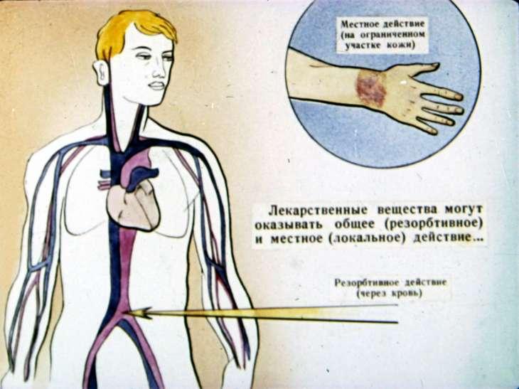 Общепротоплазматическое действие лекарств связано с