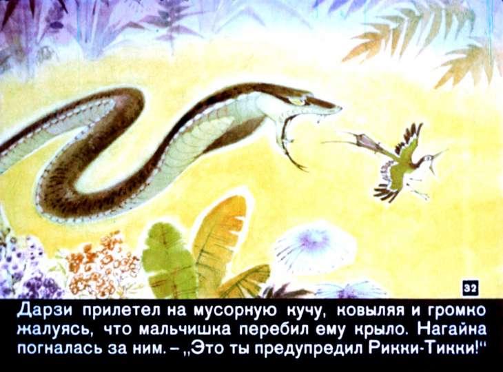 Фильм рикки-тикки-тави (1965) - актеры и роли - советские мультфильмы - кино-театрру