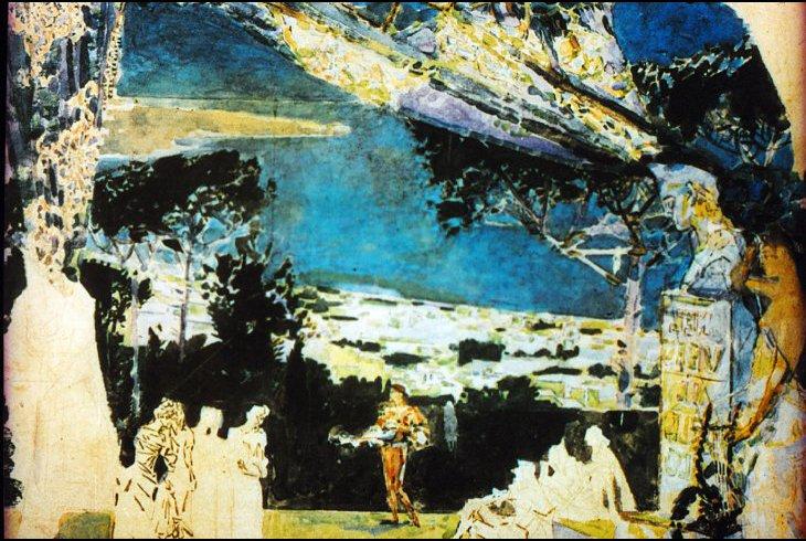 О языческой якобы материализации искусства, к которой привели в эпоху возрождения