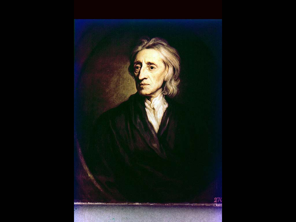 a discussion on the philosophy of john locke John locke was a philosophical influence in both political theory and theoretical philosophy, which was embraced among the era of – but you quote yourself from a previous paper john locke, in his work second treatise of government, writes about his views on the conception of property.
