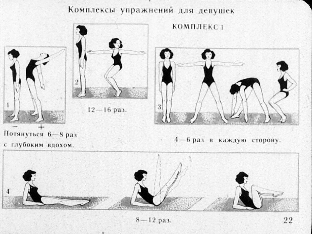 Утренние упражнения для мужчин в домашних условиях 371