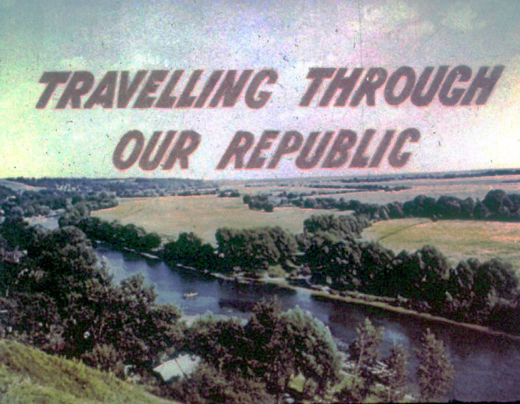 Travelling through our republic