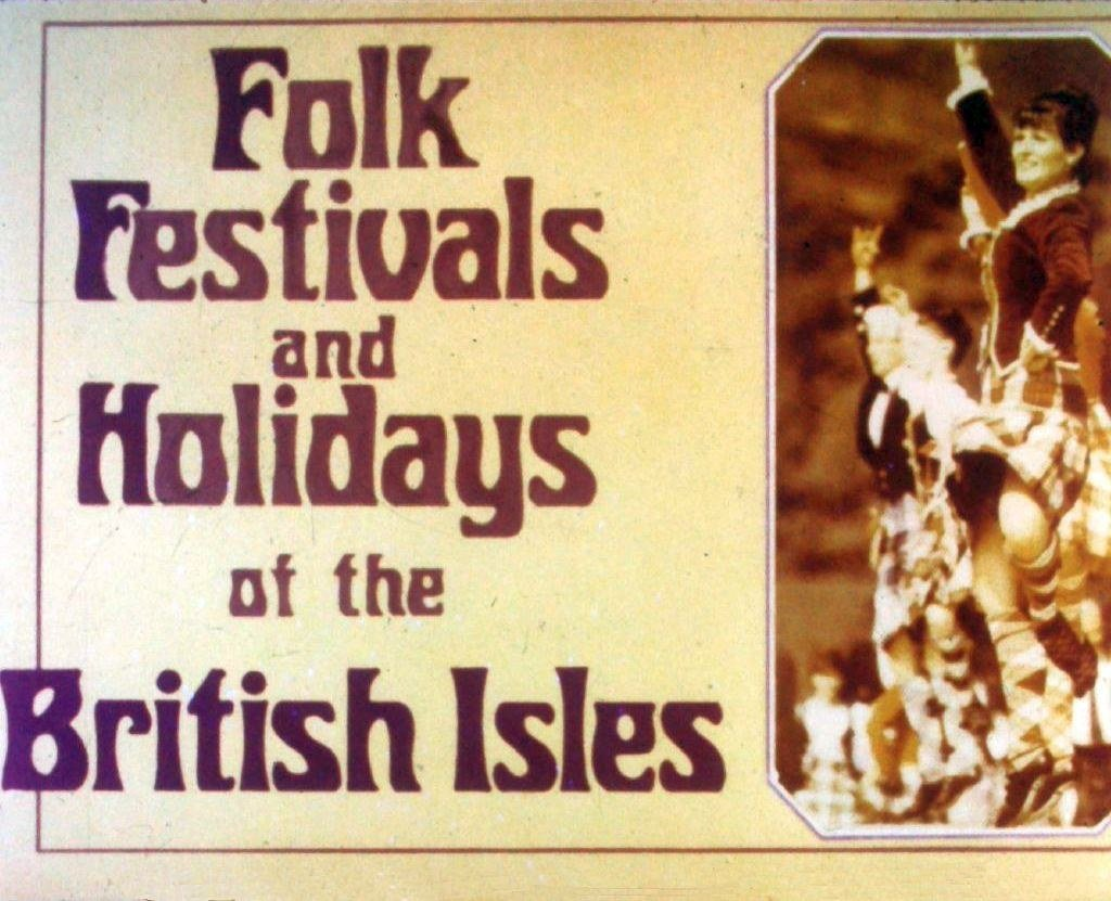Folk Festivals and Holidays at the British Isles. Part 1