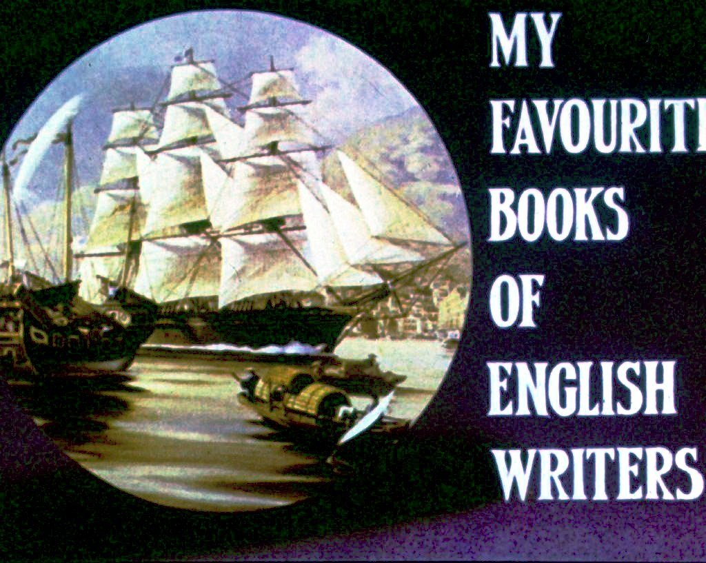 My favorite books of english writers